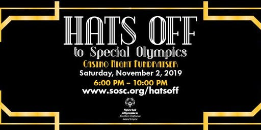 Hats Off to Special Olympics, Roaring 20's, and Casino Night​