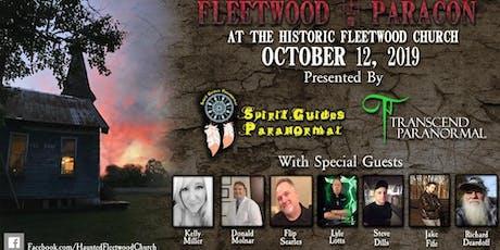 Fleetwood ParaCon tickets