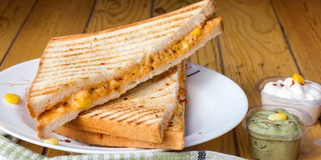 Grilled Cheese Charity Food Drive tickets