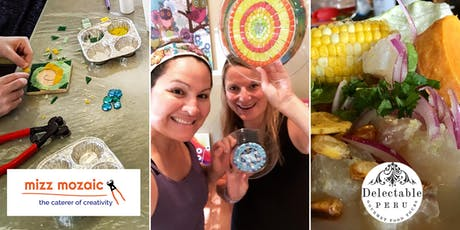 Ceviche & Mosaic Date Night tickets