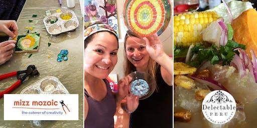 Ceviche & Mosaic Date Night