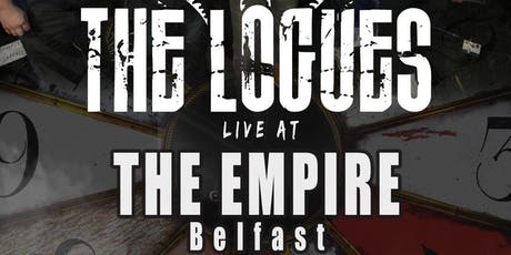 The Logues- Live at the Belfast Empire  tickets