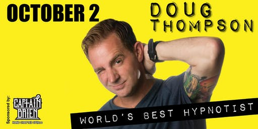 Doug T  World's Top Rated Comedy Hypnotist in Naples, Florida