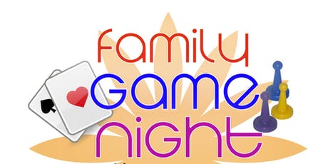 Family Game Night-Oct. 18 tickets