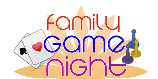Family Game Night-Oct. 18