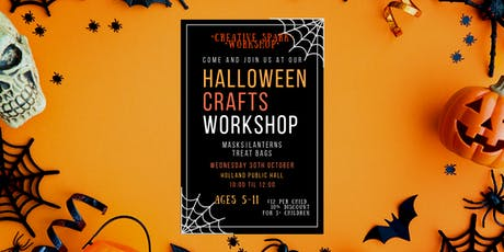 Halloween Craft Workshop tickets