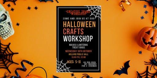 Halloween Craft Workshop
