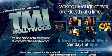 TMI Hollywood's Fall Season Premiere tickets