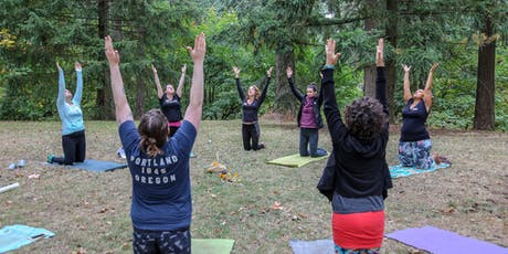 Urban Yoga Hike POWER Edition! tickets