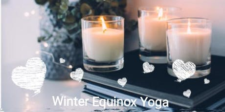 Winter Candlelit Yoga Yin tickets