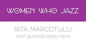 Women Who Jazz: Rita Marcotulli