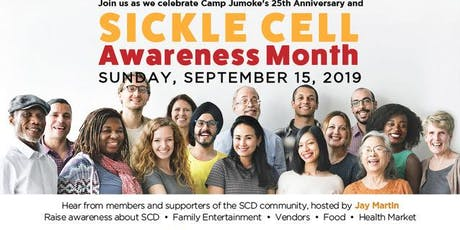 Camp Jumoke's 25th Anniversary & Sickle Cell Awareness Month Celebration tickets