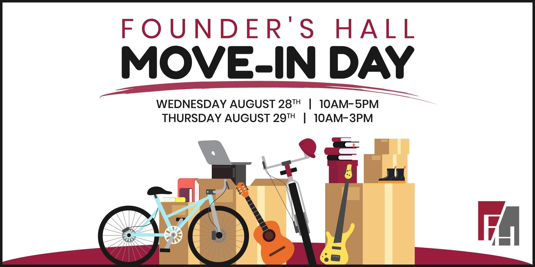 Move-In Day pt.1: Fall 2019