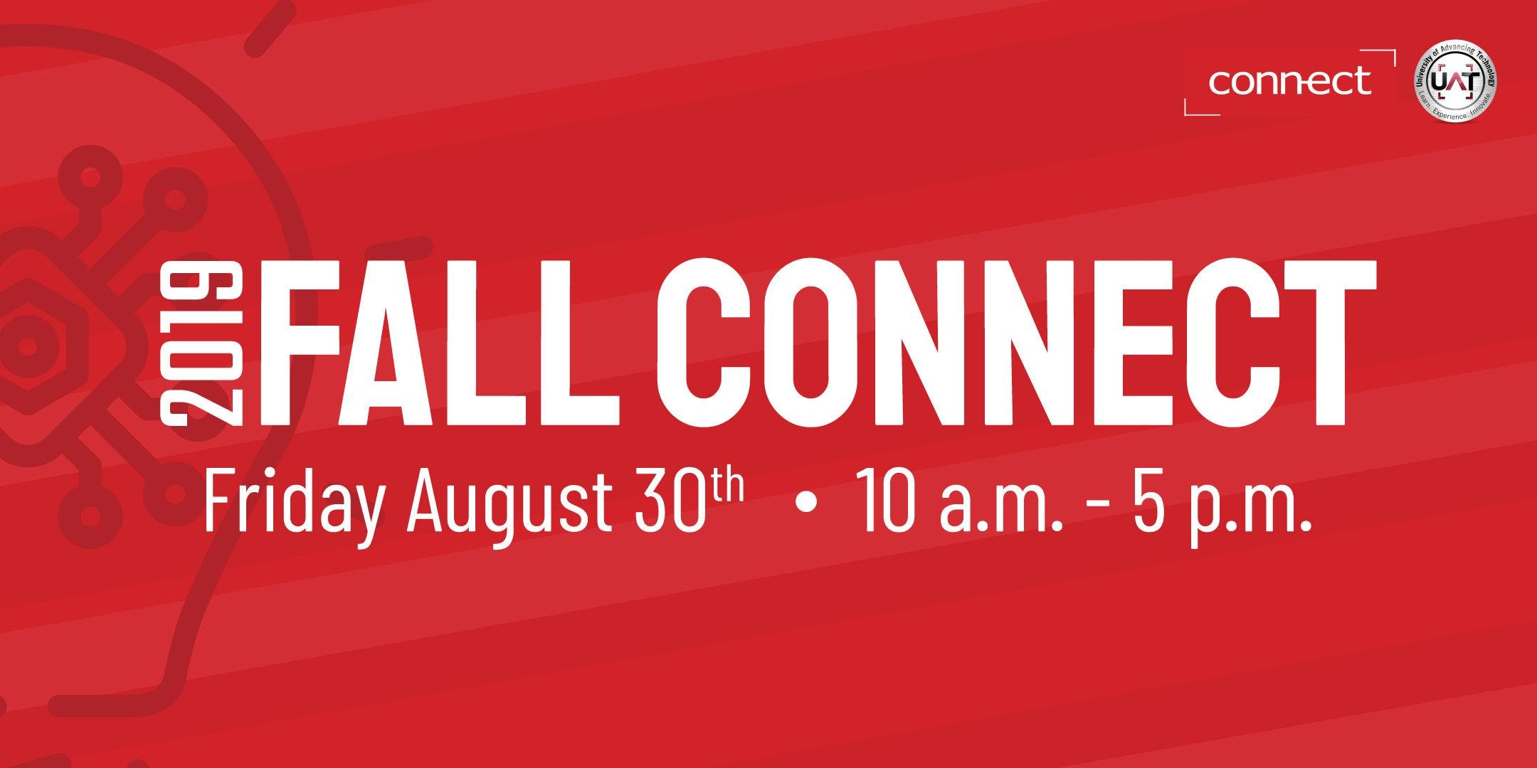 CONNECT - New Student Orientation: Fall 2019