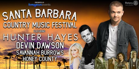 Santa Barbara Country Music Festival tickets