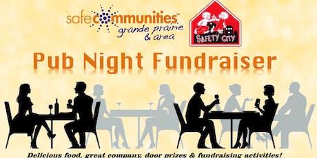 GP Safe Communities Pub Night Fundraiser tickets