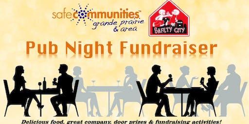 GP Safe Communities Pub Night Fundraiser
