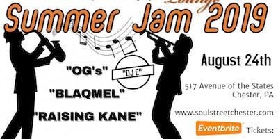 Soul Street Summer Jam 2019
