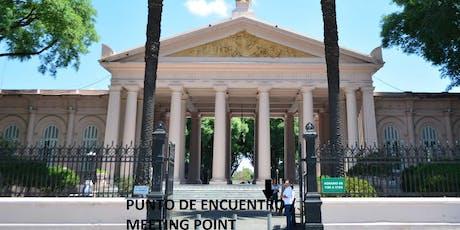 Descubre el Cementerio de la Chacarita; Free Walking Tour (A la gorra) entradas