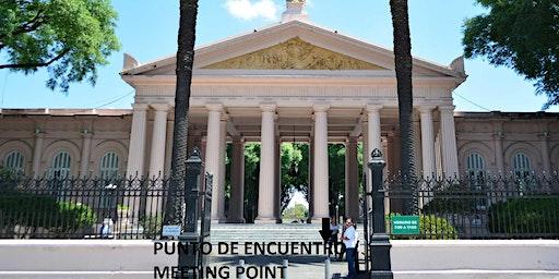 Descubre el Cementerio de la Chacarita; Free Walking Tour (A la gorra)