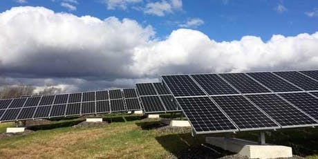 Solar Farm Tour at Old Landfill in N. Providence tickets