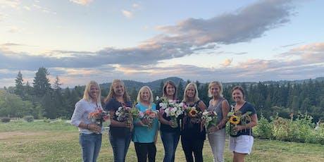 U-Pick Flowers & Garden Bouquet Workshop tickets
