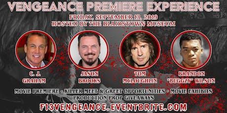 Vengeance Premiere & Meet and Greet tickets