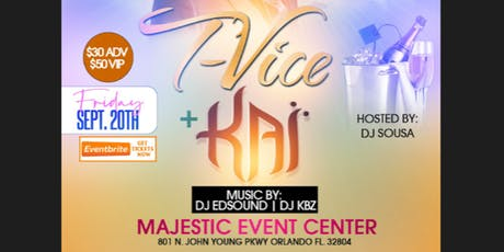 GT PROMO GROUP/BAZ 1738 PRESENTS : T-VICE AND KAI tickets