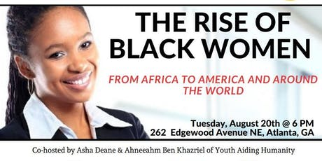 Black Women On The Rise tickets