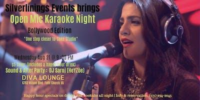 Open Mic Karaoke Night : Bollywood Edition