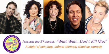 Lily Tomlin, Margaret Cho, Kevin Nealon, Pete Holmes & Friends for VFTA