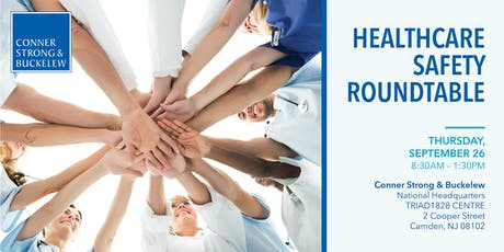 Healthcare Safety Roundtable tickets