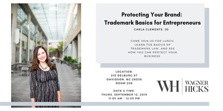 Protecting Your Brand: Trademark Basics for Entrepreneurs tickets