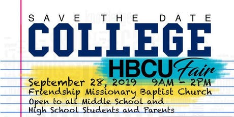 HBCU Awareness Day tickets