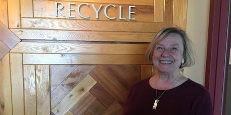 Sustainability Showcase: Joanne Shafer tickets