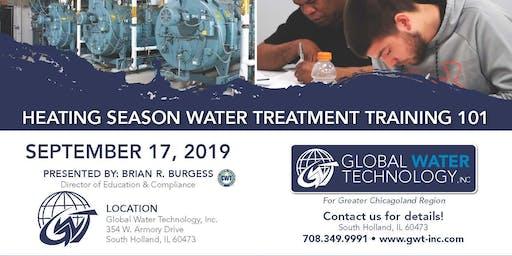 Heating Season Water Treatment 101 - Chicagoland
