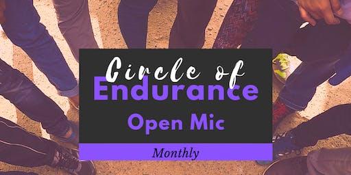 Circle of Endurance: Open Mic