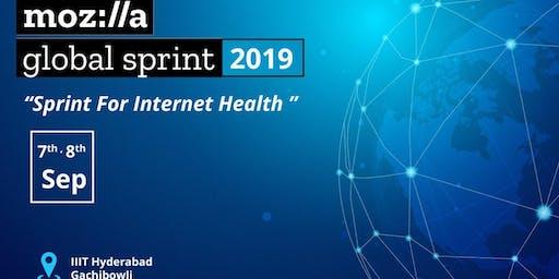 Mozilla Internet Health Hackathon - Hyderabad
