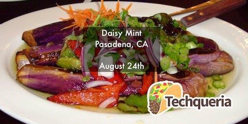 Lunch with Techqueria LA