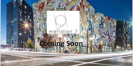 Ensemble : A Meridian 7 Pre- View