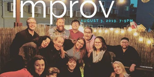 Intro. to Improv- New Student Registration