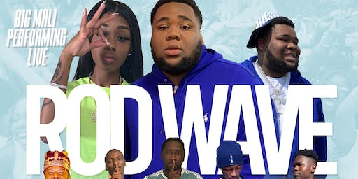 ROD WAVE PERFORMING LIVE (RALEIGH, NC)