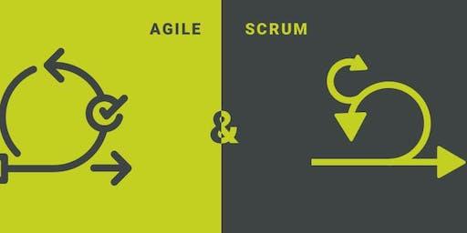 Agile & Scrum Classroom Training in Bakersfield, CA