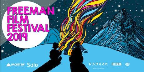 Freeman Film Festival Brasil 2019 ingressos