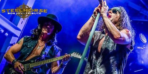 Steelhorse [Bon Jovi Tribute] & Jukebox Heroes [Foreigner Tribute]