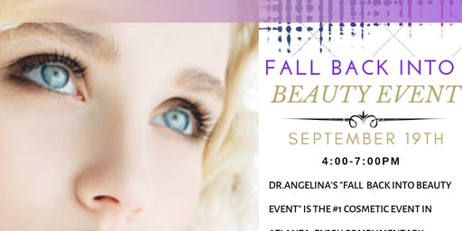 Fall Back Into Beauty Event