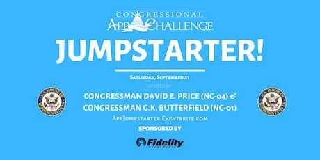 Congressional App Challenge Jumpstarter! tickets