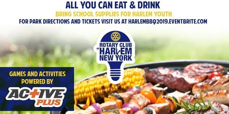 Harlem Back to School BBQ tickets