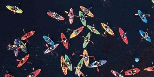 Kayak Saturday - NYC Power Speakers Club Building