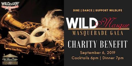 3rd Annual WILDMasque (WILD Masque) tickets